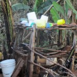 The Water Project: Wamuhila Community -  Dish Rack