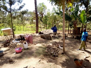 The Water Project:  Breaking Stones For A Living