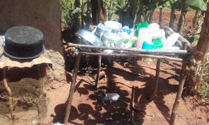 The Water Project : 11-kenya4745-dish-rack