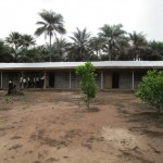 The Water Project: Ernest Bai Koroma Secondary School -  Classrooms