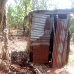 The Water Project : 12-kenya4738-latrine
