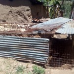The Water Project: Handidi Community, Matunda Spring -  Chicken Coop
