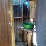 The Water Project: Lutali Community -  Bathing Shelter