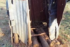 The Water Project : 13-kenya4737-latrine-floor