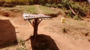 The Water Project : 13-kenya4747-dish-rack