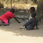 The Water Project: Kasongha Community, 16 Komrabai Road -  Children Playing