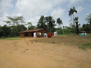 The Water Project : 13-sierraleone5130-clothesline
