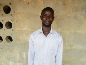 The Water Project:  Principal Komrabai Saidu Conteh