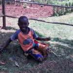 The Water Project: Nyira Community, Ondiek Spring -  Little Anita