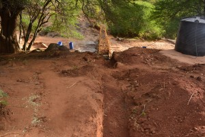 The Water Project : 14-kenya4759-construction