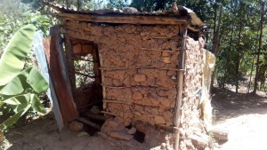 The Water Project : 15-kenya4739-latrine