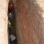 The Water Project: Mbuuni Community -  Trenching