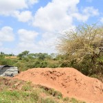 The Water Project : 16-kenya4760-trenching