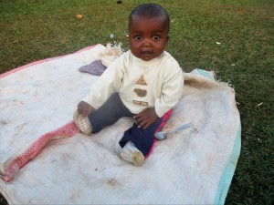 The Water Project:  Lupita Recovering From Sickness