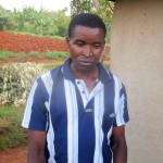 The Water Project: Wamuhila Community -  Mr David Chagusha Isabwa