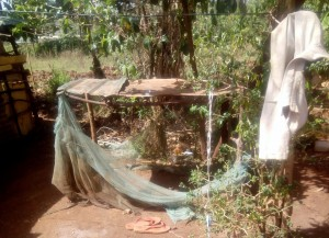 The Water Project : 19-kenya4738-improvised-dish-rack