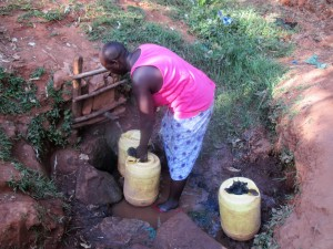 The Water Project:  Isabwa Spring