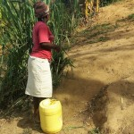 The Water Project: Elukho Community -  Waiting For Water