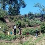 The Water Project: Handidi Community, Matunda Spring -  Spring Environment