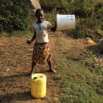 The Water Project: Shitoto Community A -  Ready To Fetch Water