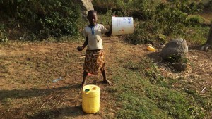 The Water Project:  Ready To Fetch Water