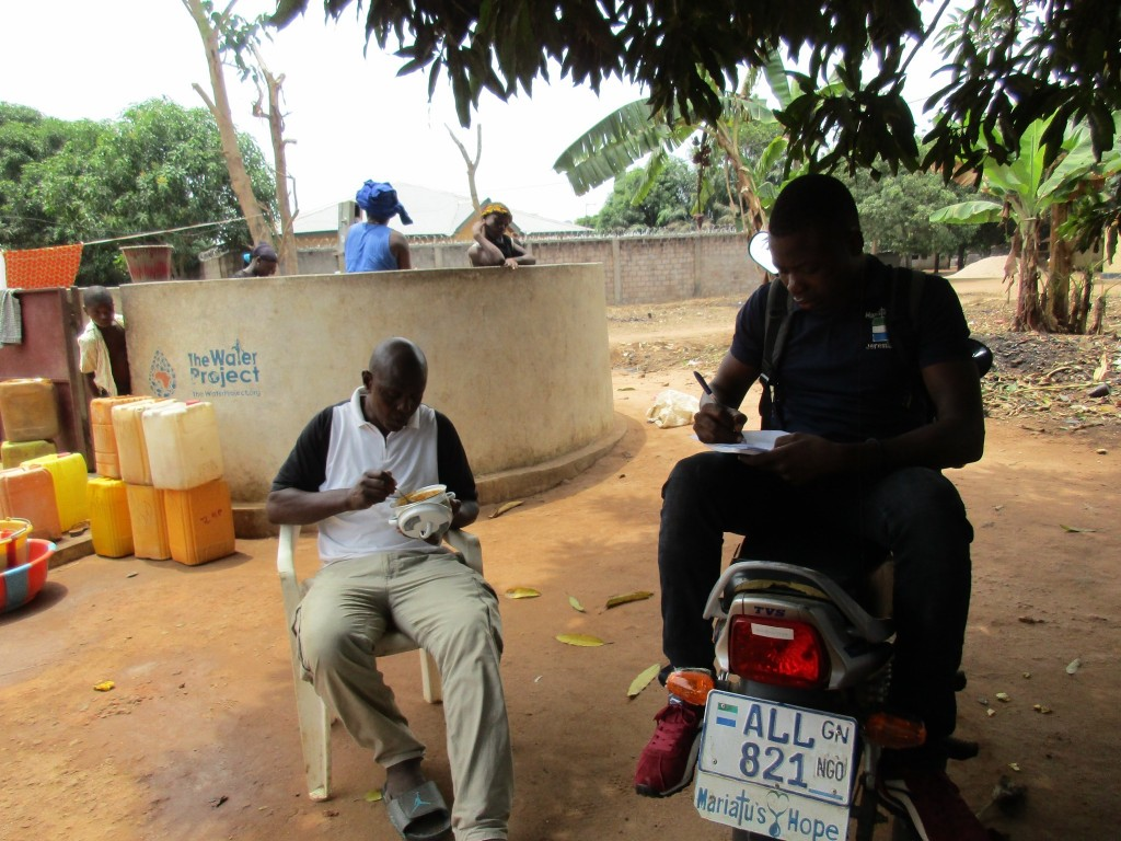 2 sierraleone5097 YAR interview with Mr Conteh
