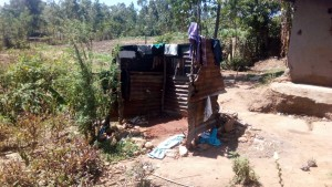 The Water Project : 20-kenya4739-bathing-shelter