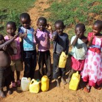 The Water Project: Shitaho Community B -  Children