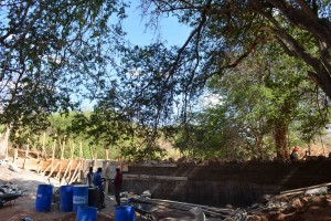 The Water Project : 29-kenya4759-construction