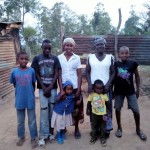The Water Project: Mwiyala Community, Benard Spring -  Spring Users