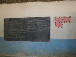 The Water Project:  Blackboard