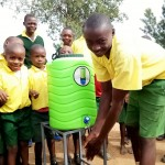 The Water Project: Mahanga Primary School -  Hand Washing