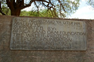 The Water Project : 33-kenya4759-finished-sand-dam