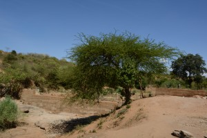 The Water Project : 36-kenya4760-finished-sand-dam