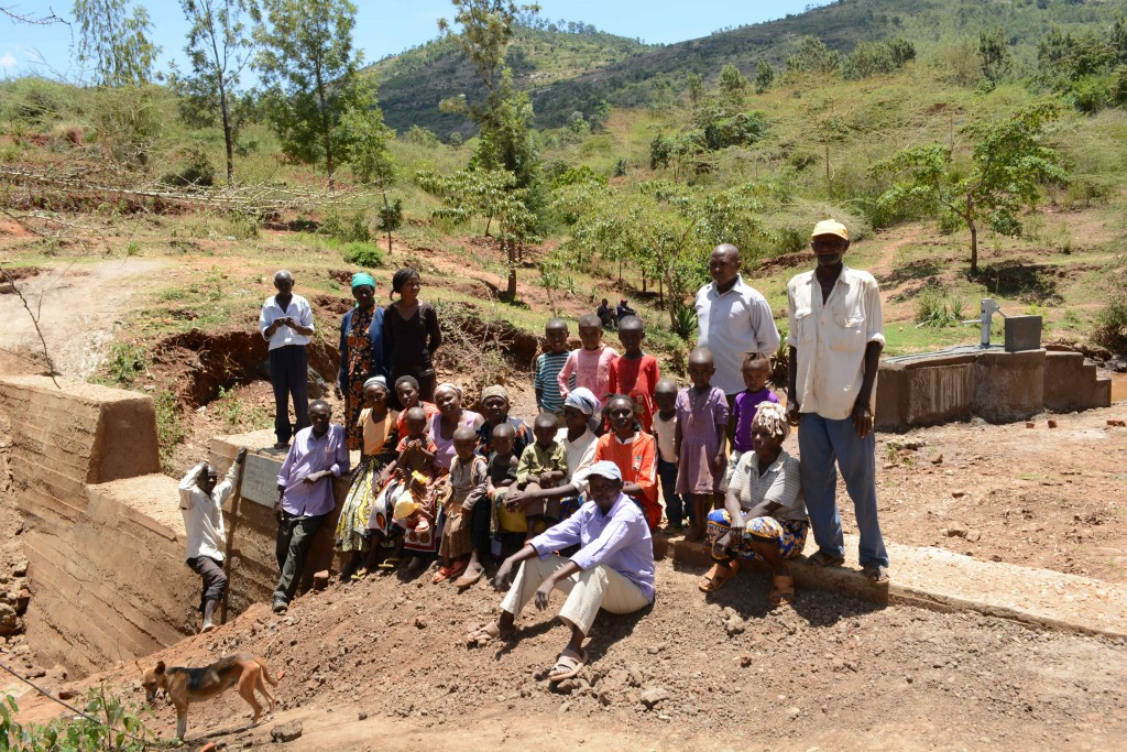 The Water Project : 37-kenya4757-finished-dam