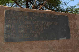 The Water Project : 38-kenya4760-finished-sand-dam