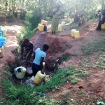 The Water Project: Wamuhila Community -  Isabwa Spring