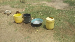 The Water Project : 4-kenya4747-water-containers