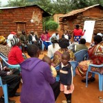 The Water Project: Mbindi Community C -  Training