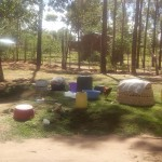 The Water Project: Lutali Community -  Compound