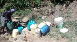 The Water Project : 5-kenya4739-activity-around-matunda-spring