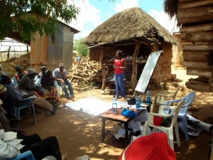 The Water Project : 5-kenya4759-training