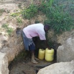 The Water Project : 6-kenya4718-fetching-water