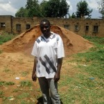 The Water Project: Nyira Community, Ondiek Spring -  Peter Ondiek