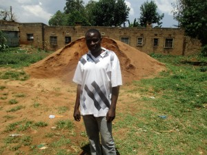 The Water Project:  Peter Ondiek