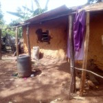 The Water Project: Lutonyi Community -  Household