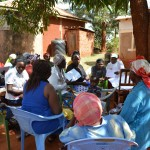 The Water Project: Mbuuni Community A -  Training