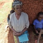The Water Project: Shikhuyu Community -  Mama Maggy At The Training