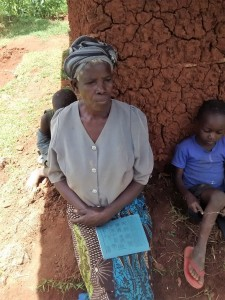 The Water Project:  Mama Maggy At The Training