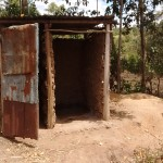 The Water Project: Irenji Community -  Latrines